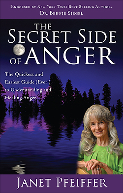 Janet Pfeiffer's Book: The Secret Side of Anger