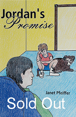 Book about hope and healing for children by Janet Pfeiffer